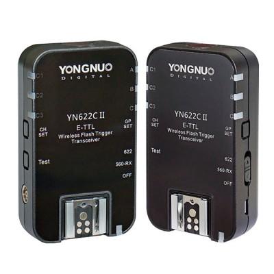 Радиосинхронизатор YONGNUO TTL YN-622C II для Canon