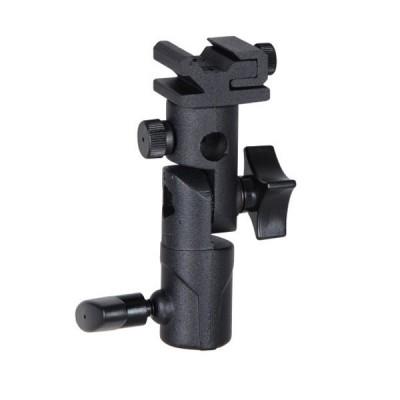Держатель для вспышки и зонта FLH-E