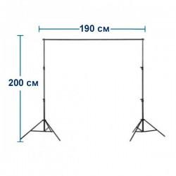 Cистема установки фона 2,15х1,90 м
