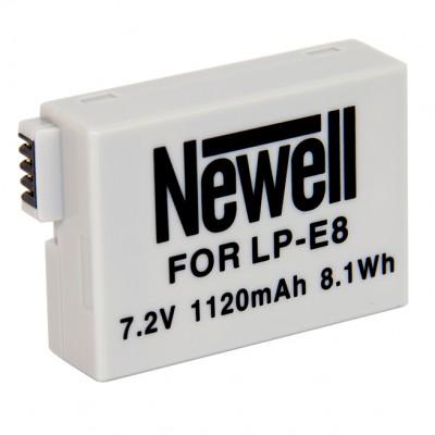 Аккумулятор Newell LP-E8