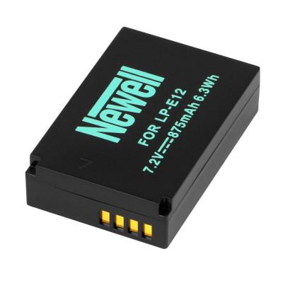 Аккумулятор Newell LP-E12