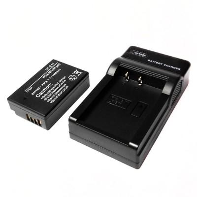 Аккумулятор для Canon 750D, 760D, 800D | Digital LP-E17 + ЗУ