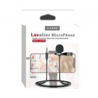 Микрофон петличный Lavalier JH-043