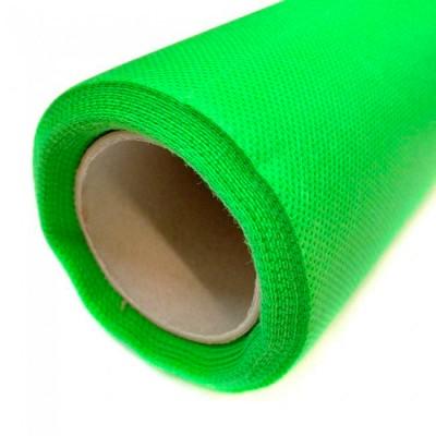 Фон нетканый (зеленый) 1,6×2,5м (На картонной трубке)