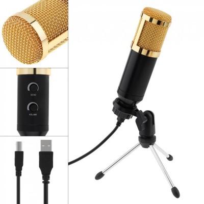 Конденсаторный USB микрофон BM 900