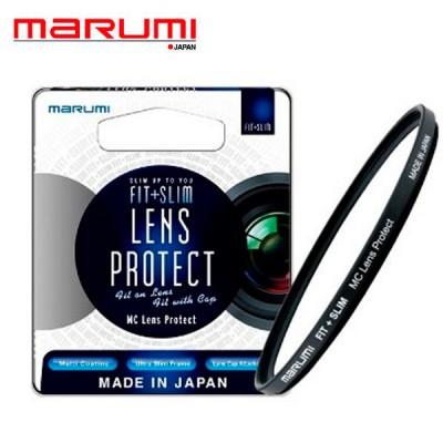 Защитный светофильтр Marumi FIT+SLIM Lens Protect 52mm