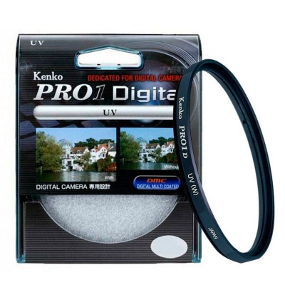 Защитный светофильтр Kenko 58mm UV PRO 1D