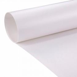 Фон пластиковый белый 1×2м