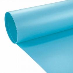 Фон пластиковый голубой 1×2м