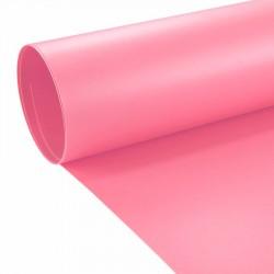 Фон пластиковый розовый 1×2м