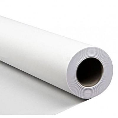 Фон бумажный Arctic White 1.35×5 (белый)
