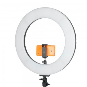 "Кольцевая лампа Falcon Eyes BeautyLight 480G 18"" 60W"