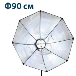 Октобокс Ф95 см для 5 ламп E27
