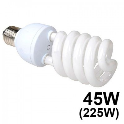 Лампа энергосберегающая  LT E27 45W (Вт) 5500K