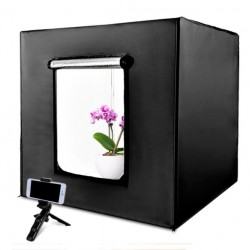 Фотобокс Meking с LED подсветкой - 80x80cm