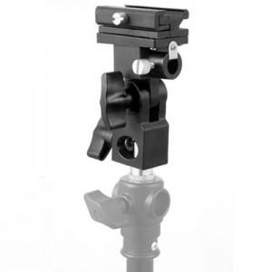 Кронштейн для установки фотовспышки и зонта