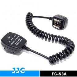 JJC TTL кабель для вспышки Nikon до 3м
