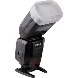 Рассеиватель для вспышки Canon 600ЕХ - (Под заказ 6 дн.)