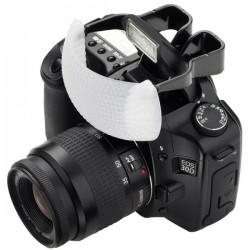 Рассеиватель для встроенной вспышки POP-UP (Canon, Nikon, Pentax)