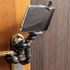 Штатив  для смартфона FLEXIPOD TR-11S + кронштейн