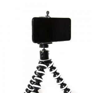 Штатив FLEXIPOD TR-3L Ball + кронштеин для телефона