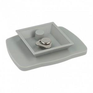 Съёмная площадка для штатива 43x43 mm (Silver)