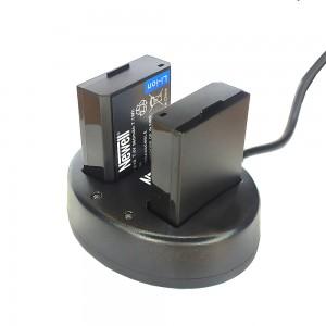 Зарядное устройство Newell SDC-USB для 2-х аккумуляторов Canon LP-E10